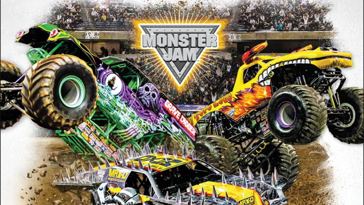 Biggest Monster Jam Show Ever Hits MTS Centre February 21-22