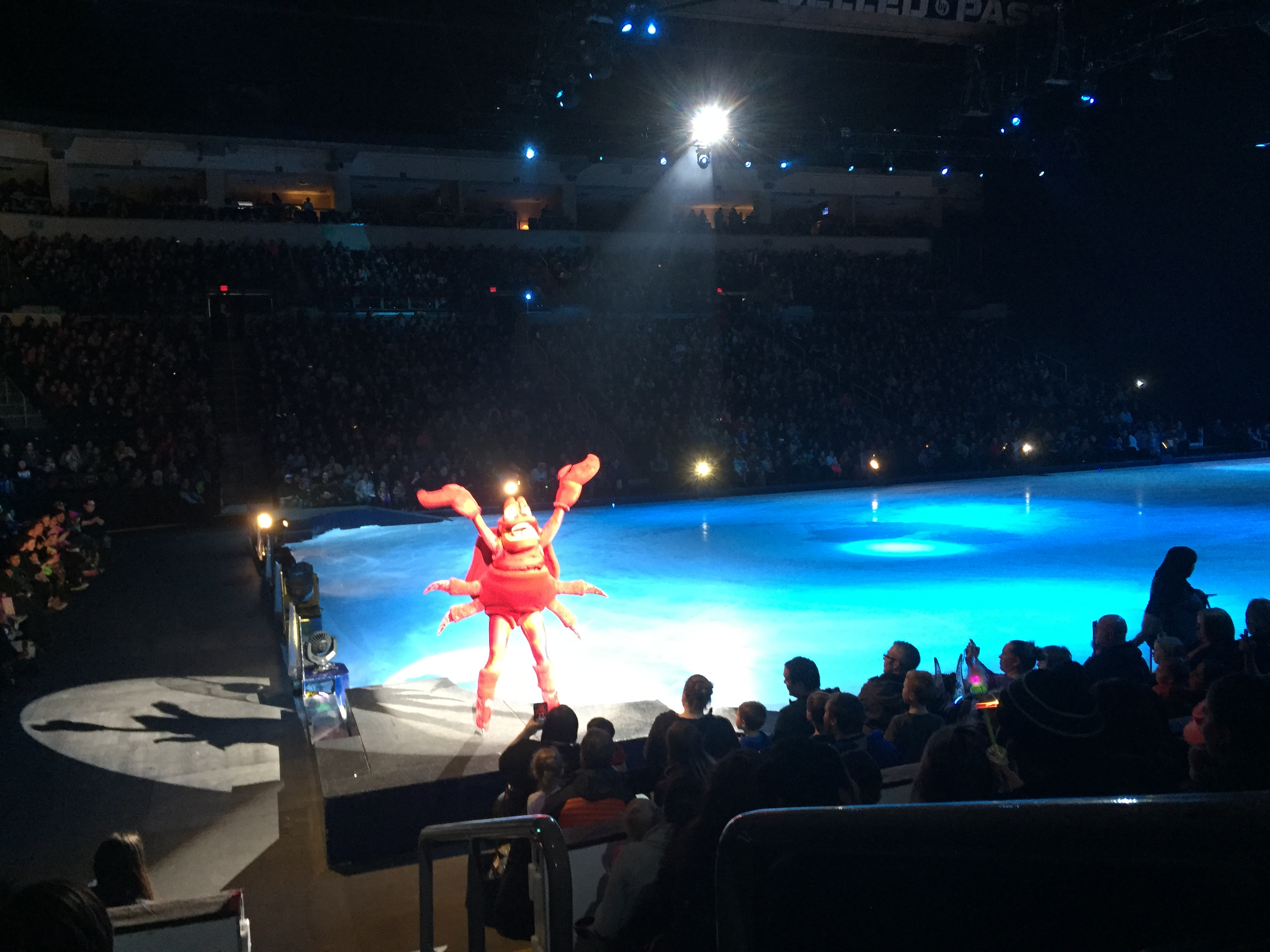 Disney On Ice Worlds Of Fantasy Delivers Delight