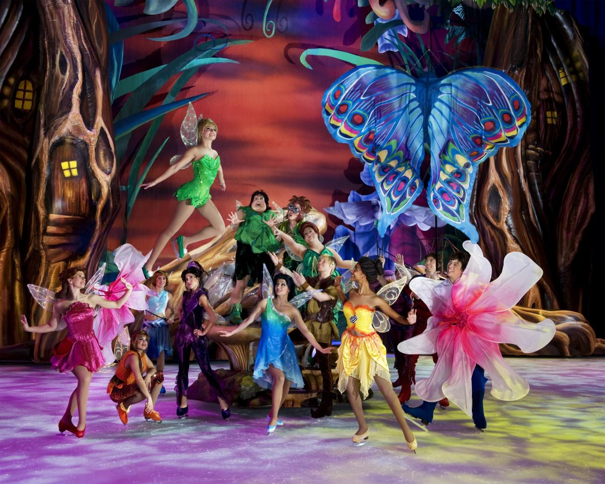 Disney On Ice Skates Into Town This Month